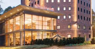 Mövenpick Hotel Hamburg - Hambourg - Bâtiment