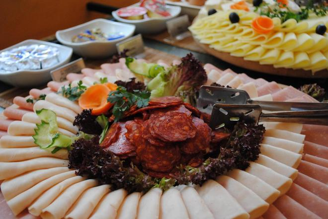 Belgrade City Hotel - Belgrade - Food