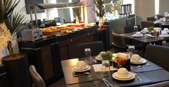 Bras Palace Hotel - סאו פאולו - מסעדה