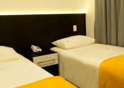Brás Palace Hotel - Sao Paulo - Bedroom