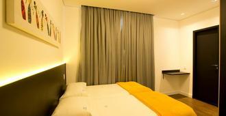 Brás Palace Hotel - São Paulo - Habitación