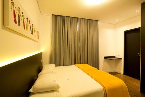 Bras Palace Hotel - Sao Paulo - Makuuhuone