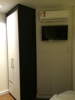 Bras Palace Hotel - Sao Paulo - Room amenity