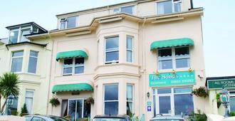 The Sands Hotel - Paignton - Edificio