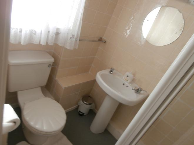 Monorene Guest House - Galashiels - Baño