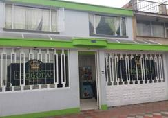 Hotel Bogota House - Bogotá - Näkymät ulkona
