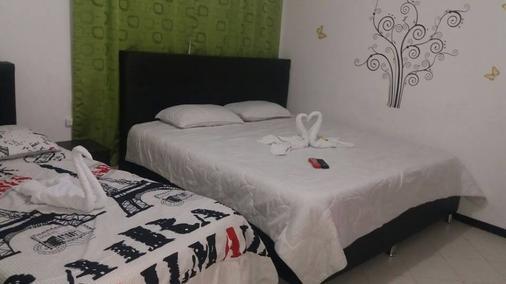 Hotel Bogota House - Bogotá - Makuuhuone