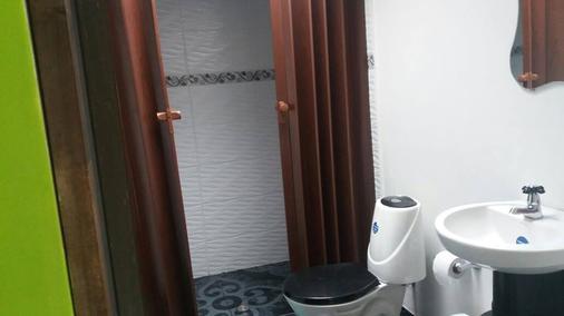 Hotel Bogota House - Bogotá - Kylpyhuone