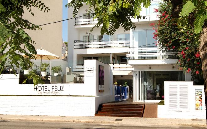 Hotel Feliz - Palma de Mallorca - Building
