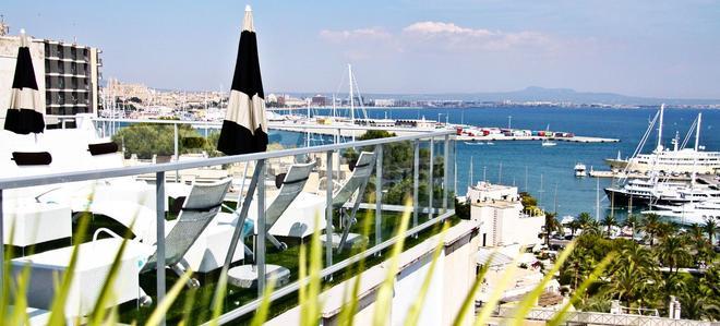 Hotel Feliz - Palma de Mallorca - Balcony
