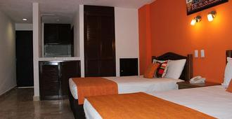 Calypso Hotel Cancun - Cancún - Bedroom
