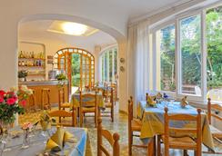 Hotel Cleopatra - Ischia - Nhà hàng