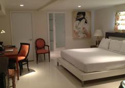 南海灘哈里森酒店 - 邁阿密海灘 - 邁阿密海灘 - 臥室