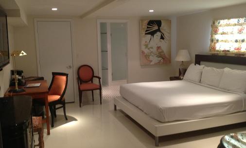 Harrison Hotel South Beach - Μαϊάμι Μπιτς - Κρεβατοκάμαρα