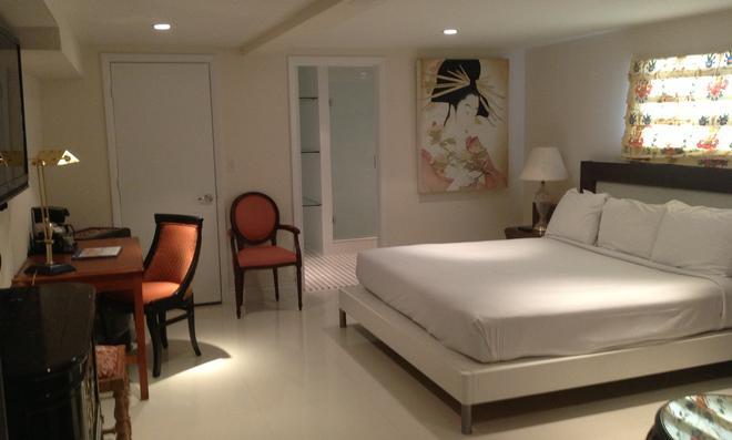 Harrison Hotel South Beach - Bãi biển Miami - Phòng ngủ