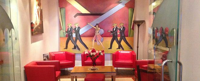 Harrison Hotel South Beach - Bãi biển Miami - Lounge