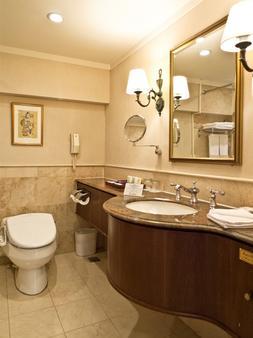 インペリアル ホテル台北 (台北華國大飯店) - 台北市 - 浴室
