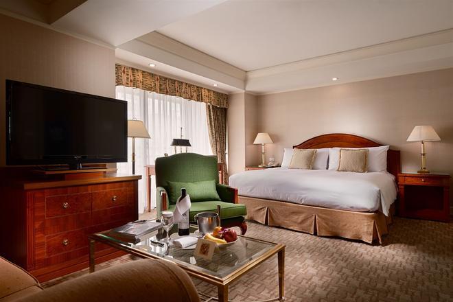 インペリアル ホテル 台北 - 台北市 - 寝室