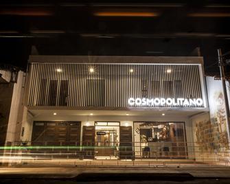 Cosmopolitano Hotel Boutique - Santa Cruz da Serra - Edifício