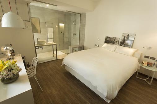Cosmopolitano Hotel Boutique - Santa Cruz de la Sierra - Bedroom