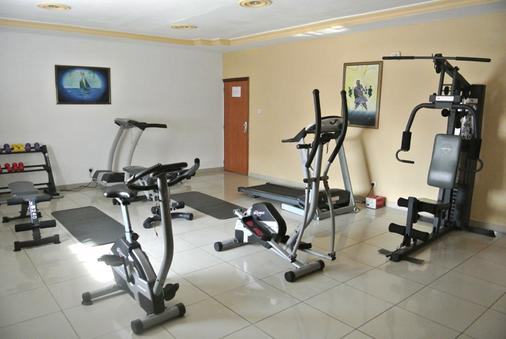 La Playa Suites - Lagos - Gym