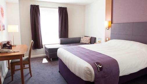 Premier Inn Bristol East - Emersons Green - Bristol - Bedroom