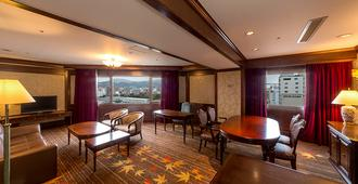 Sotetsu Grand Fresa Hiroshima - Hiroshima - Living room