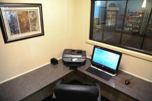 The Inn And Suites At 34 Fifty - Abilene - Business centre