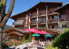 Hôtel Les Côtes, Résidence Loisirs et Chalets - Morzine - Building