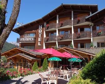 Hôtel Les Côtes, Résidence Loisirs et Chalets - Morzine - Rakennus