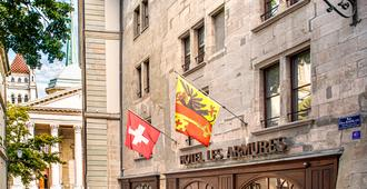 Hôtel Les Armures - Geneva - Building