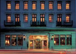 Market Pavilion Hotel - Charleston - Edifício