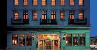 マーケット パビリオン ホテル - チャールストン - 建物