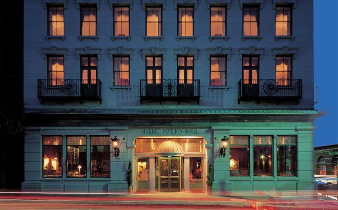 Market Pavilion Hotel - Charleston - Gebäude