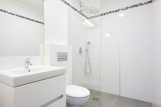 Emaus Apartments - Krakow - Bathroom