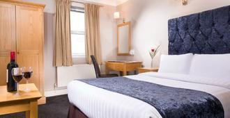 Hotel St George by Nina - דבלין - חדר שינה