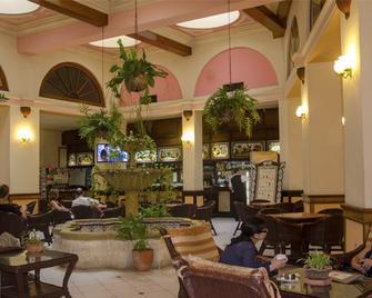 Hotel Plaza - Havana - Lobby