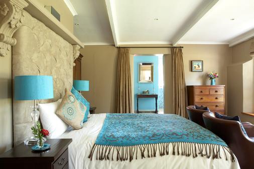 Hawksmoor House - Stellenbosch - Bedroom