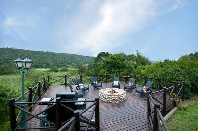 Redbourne Country Lodge- Lion Roars Hotels & Lodges - Plettenberg Bay - Μπαλκόνι