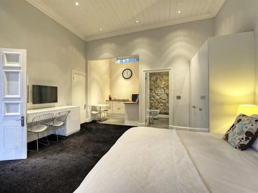 The Three Boutique Hotel - Cape Town - Bedroom