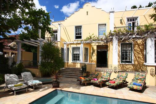 Mountain Manor Guest House - Cape Town - Toà nhà