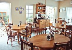 Mountain Manor Guest House - Cape Town - Restaurant