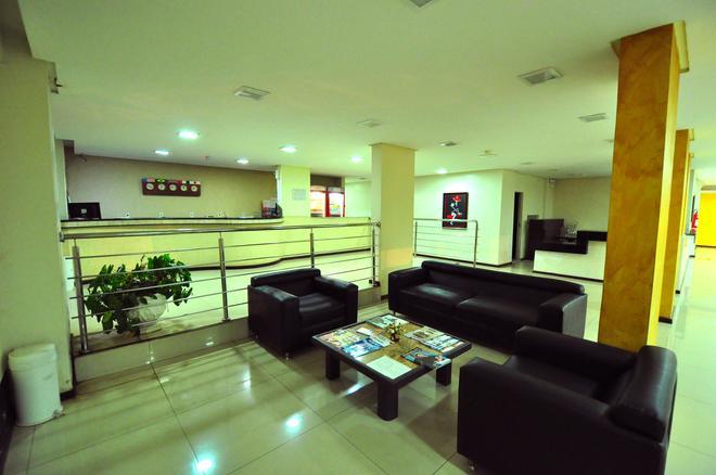 Biss Inn Hotel - Goiânia - Lobby