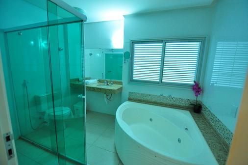 比斯旅館 - 哥亞尼亞 - 戈亞尼亞 - 浴室
