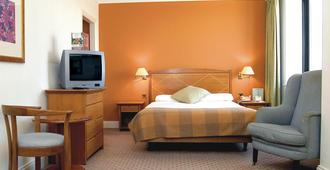 Britannia Nottingham Hotel - น็อตติงแฮม - ห้องนอน