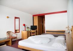 Blu Hotels Senales - Senales - Schlafzimmer