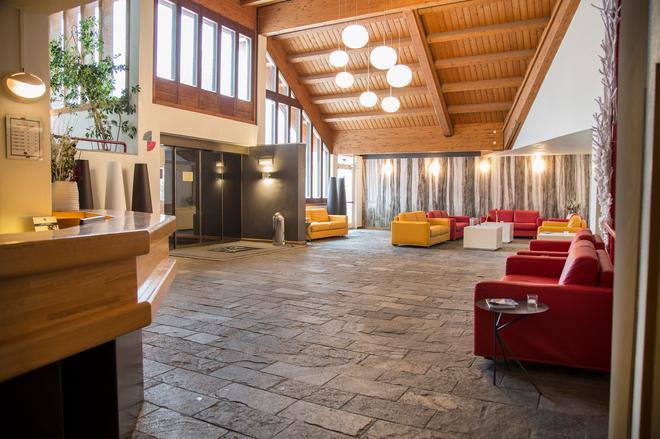 Blu Hotels Senales - Senales - Rezeption