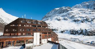Blu Hotel Senales - Senales - Bâtiment