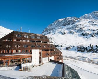 Blu Hotels Senales - Senales - Gebouw