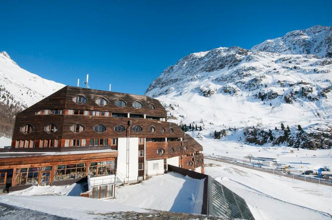 Blu Hotels Senales - Senales - Gebäude